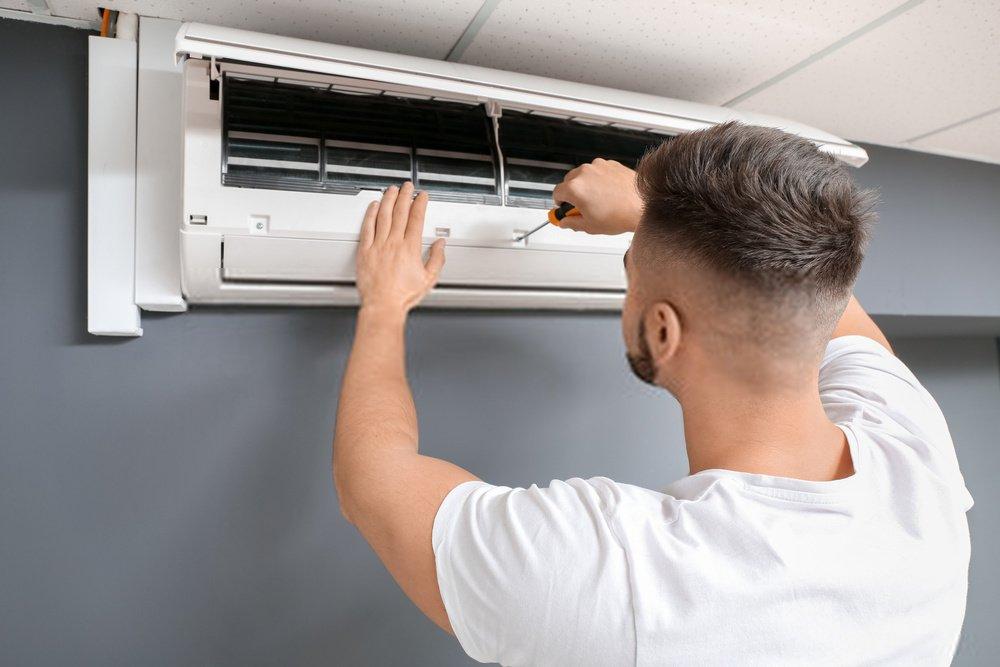 reparos de ar condicionado